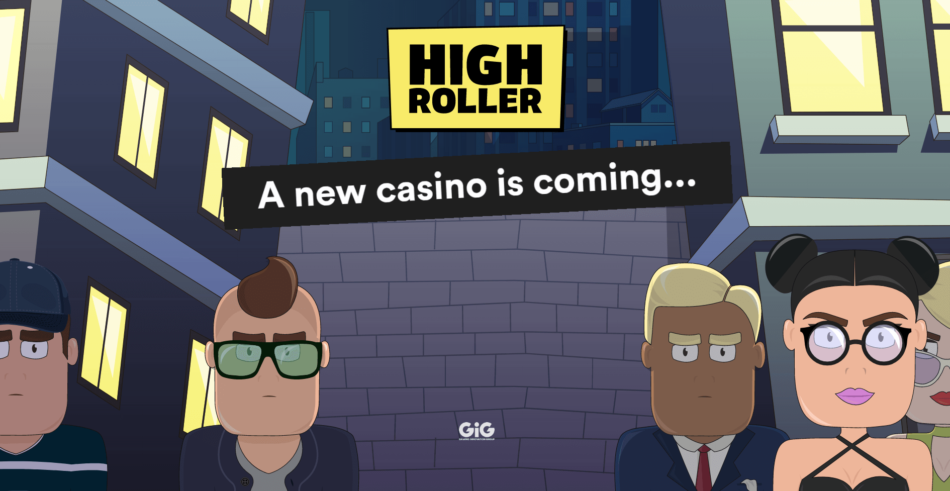 An image of the High Roller Casino Image