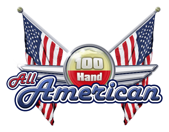 An image of the All American Logo