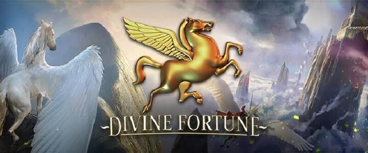 An image of the Divine Fortune Banner