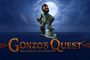 An image of the Gonzo's Quest Banner