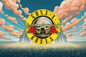 An image of the Guns and Roses Banner