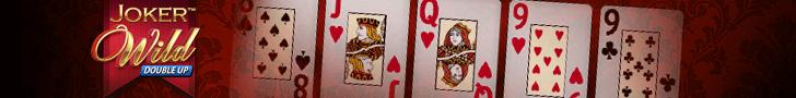 An image of the Joker wild banner