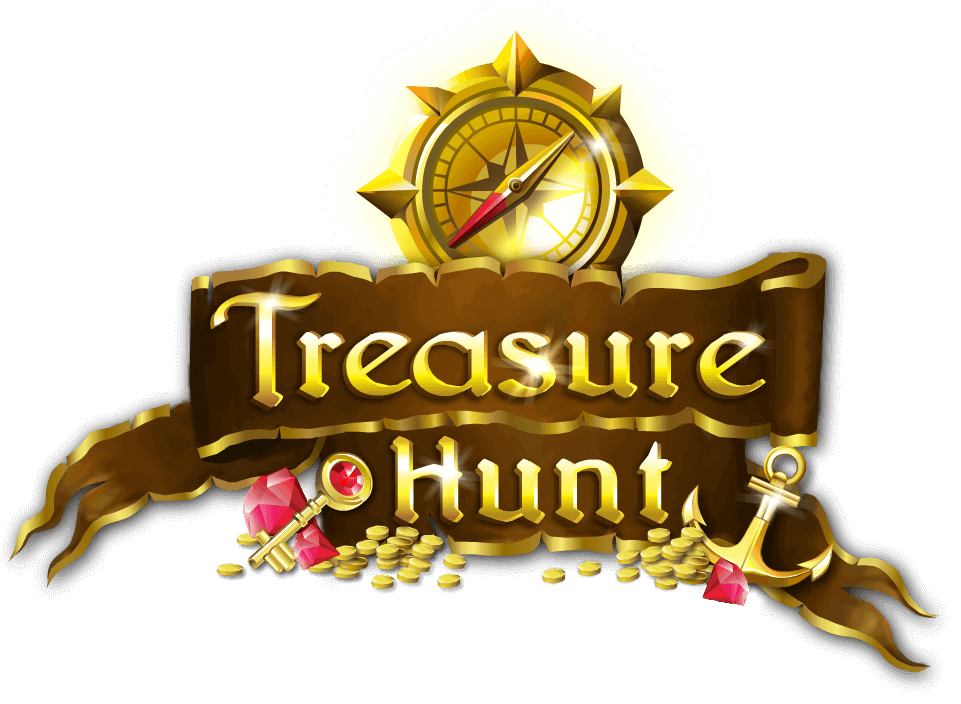 An image of the Treasure hunt logo