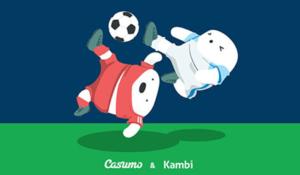 Casinojätten Casumo inleder planer att erbjuda sportsbetting