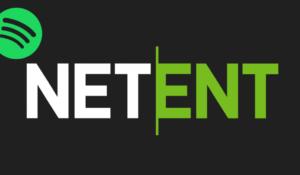 Nu erbjuder Spotify härlig musik från NetEnts videoslots